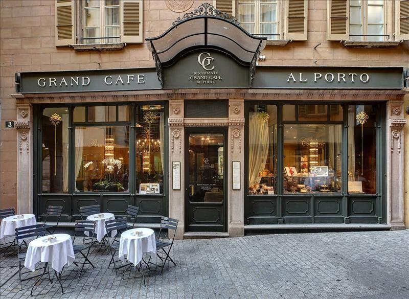 Grand Café Al Porto Lugano, Tourist information, Places