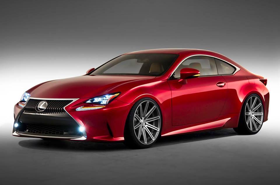 Lexus Rc 350 The Future
