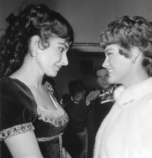 La Divina Maria Callas Maria Callas Romy Schneider Actors Actresses