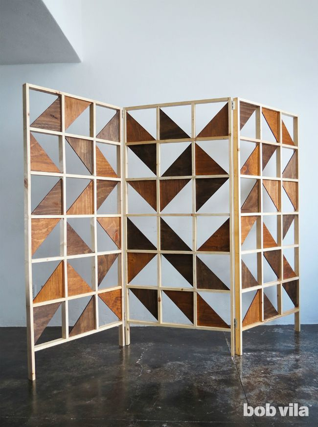 Diy Lite This Stunning Room Divider Looks Better Than Real Walls