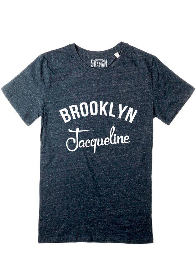 """Tee shirt """"Brooklyn Jacqueline"""""""