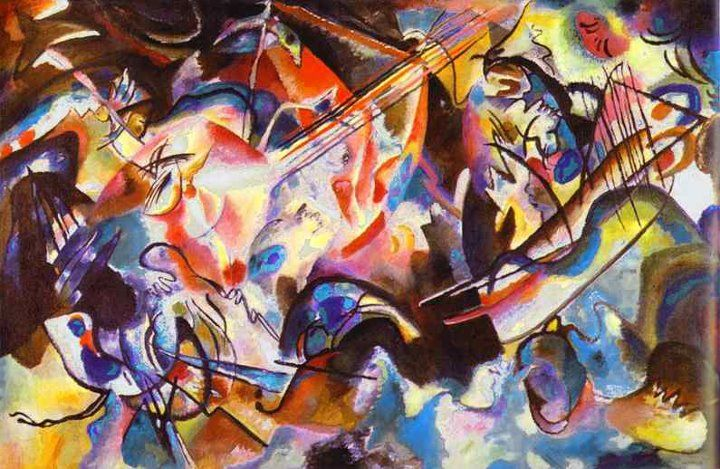 Wassily Kandinsky | Abstract /Expressionist painter | Tutt'Art@ | Pittura…