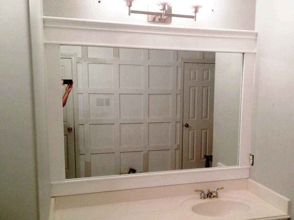 Wahlen Sie Einen Guten Rahmen Bad Spiegel Badezimmerspiegel