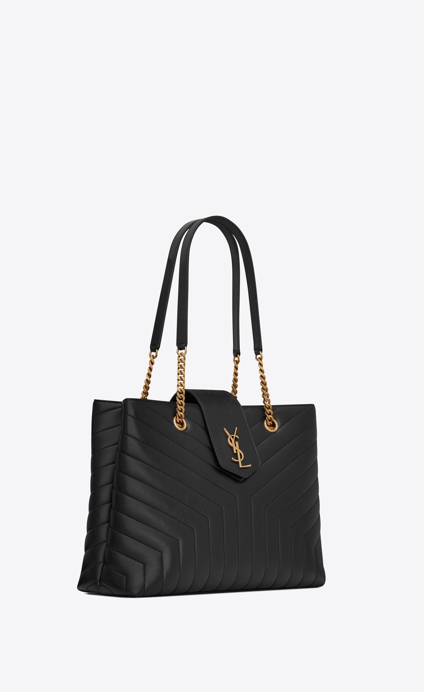 6837a869be Loulou Large shopping bag in matelassé