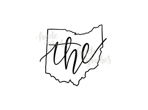 the ohio state outline svg file ohio outline svg design ohio svg
