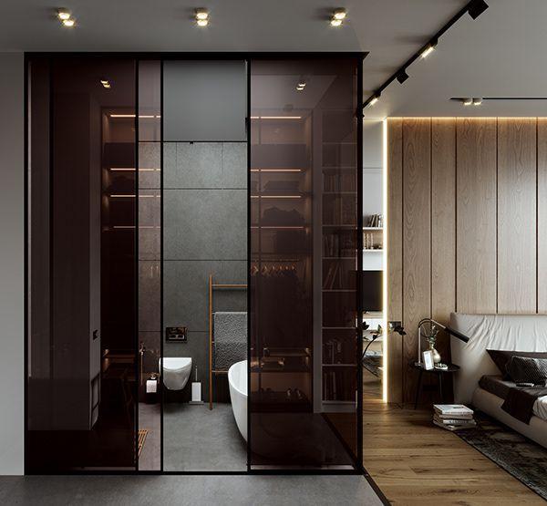 Luxury Master Bedroom Dubai On Behance: Master Bedroom .Dubai, UAE. On Behance (With Images