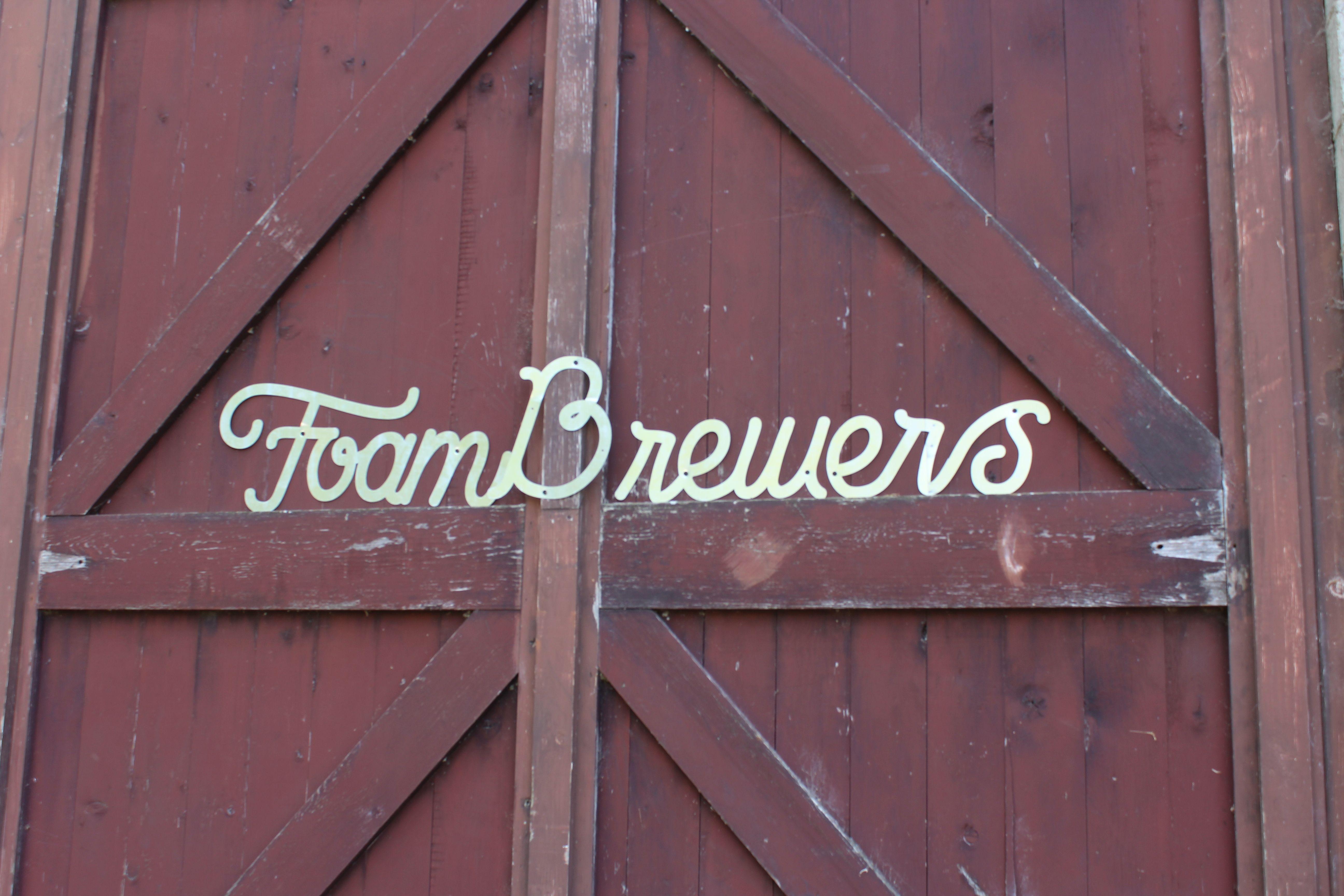Foam Brewers Burlington, VT 10/4/16