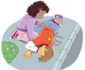 Des fiches pour apprendre les gestes d 39 urgence l 39 cole primaire ddm pinterest cole - Apprendre a porter secours cycle 3 ...