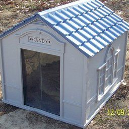 Suncast Dh350 Dog House Dog House House Pet Supplies