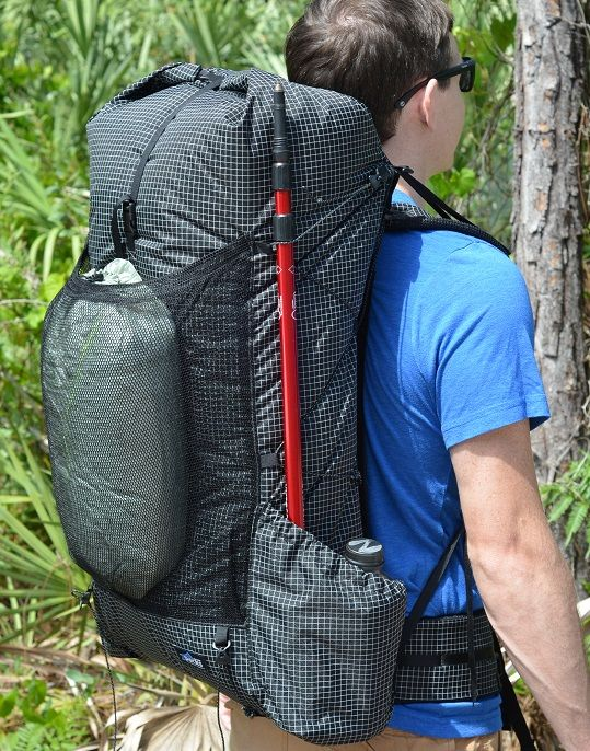 Arc Haul 62l Backpack Lightweight Backpacking Gear Ultralight Backpacking Ultralight Backpacking Gear