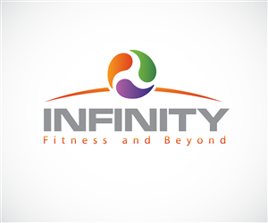 Logo Design by wolf for Infinity Fitness and Beyond...  Design: #3625530 , #AFF, #Sponsored#wolf#Fit...