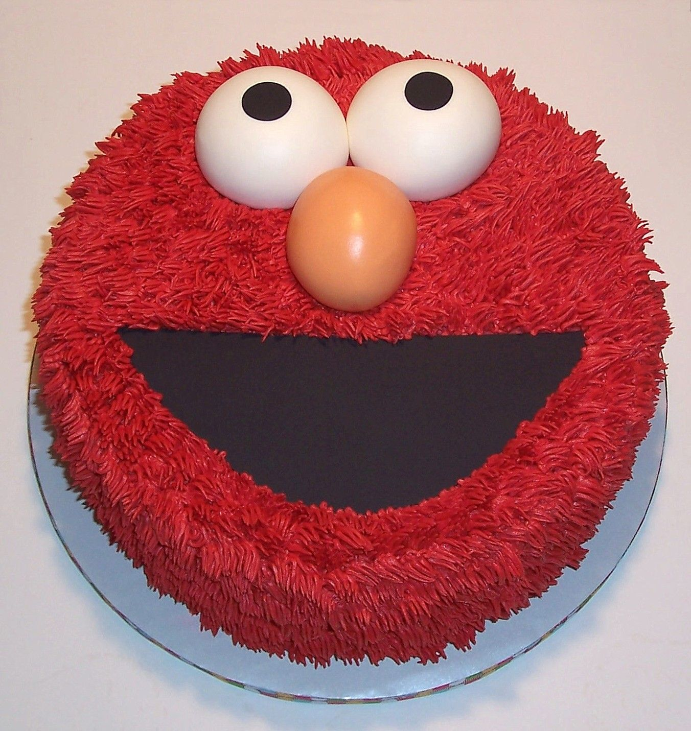 Elmo Cakes for Girls Furry lovable tasty Elmo cakes