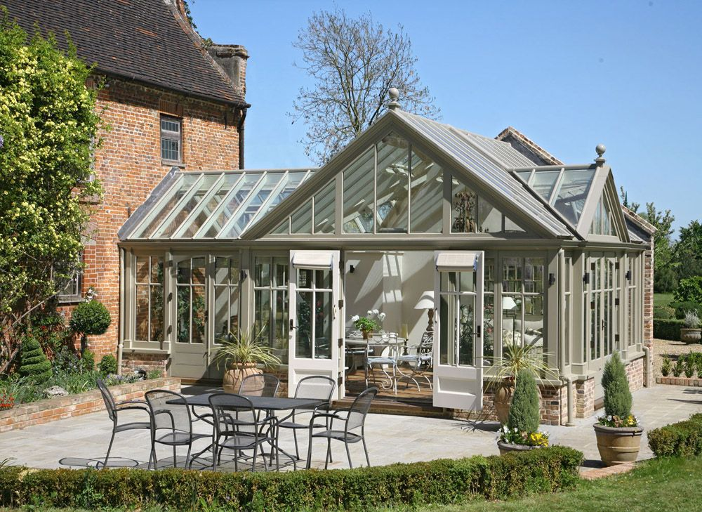 Marston And Langinger Bespoke Luxury Conservatories