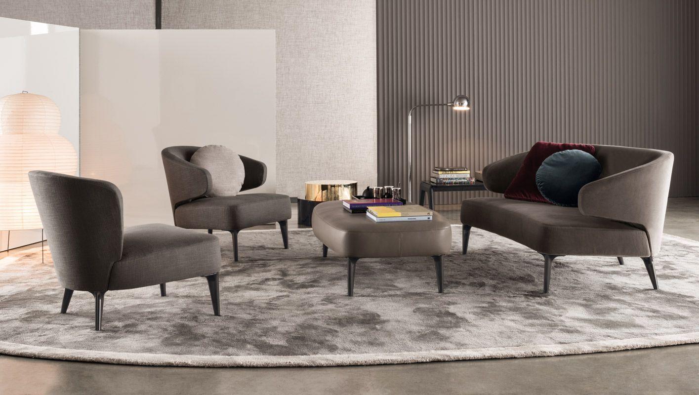 Mobili Minotti ~ Minotti google 搜尋 sofa chair furniture layout