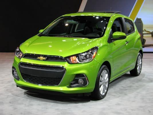 2016 Chevrolet Spark Is An Urban Hauler With Images Chevrolet Spark Chevrolet Chevy Cruze