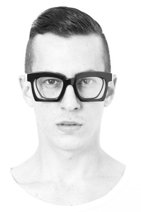 OPTICAL MASK T3 Brand - KUBORAUM.COM BURNT MASKS | Eyewear