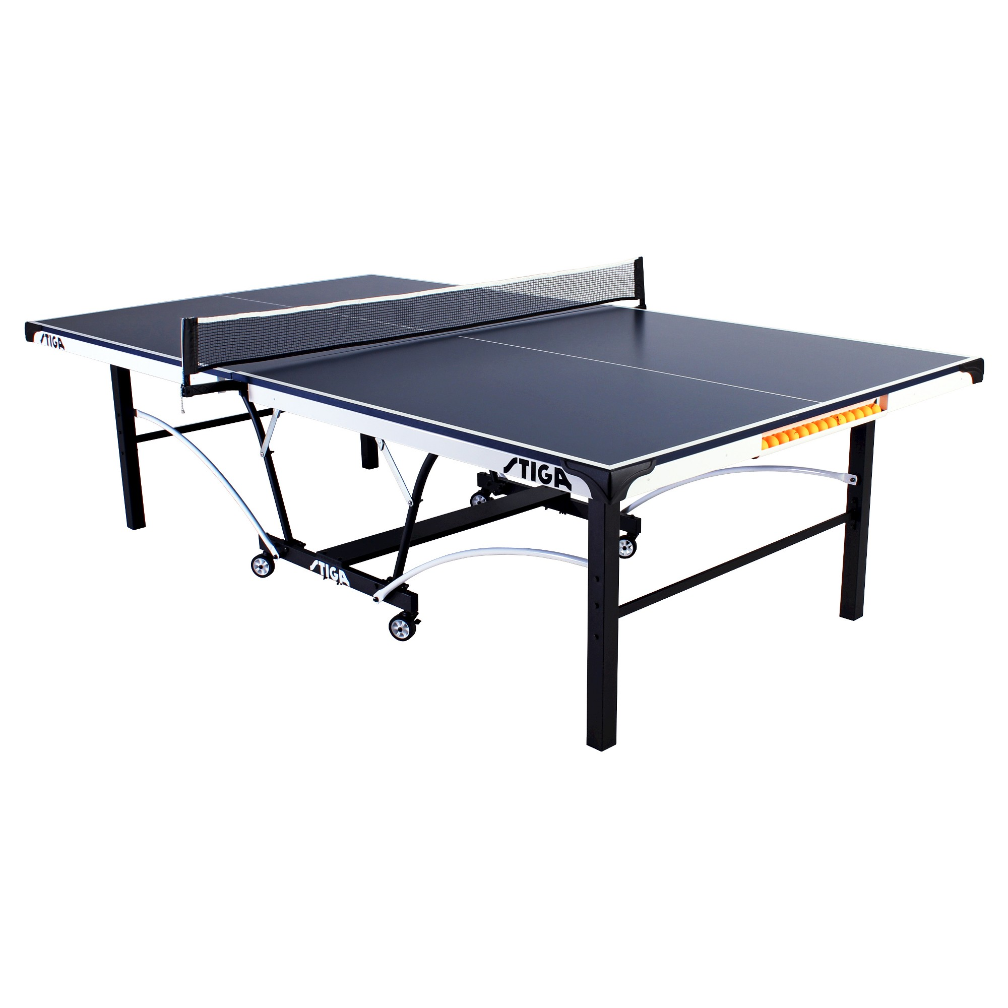One of the best outdoor table tennis tables for home use - the ...