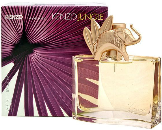 Kenzo Jungle Lelephant Femme Dames Parfum 4you2scentnl Notis