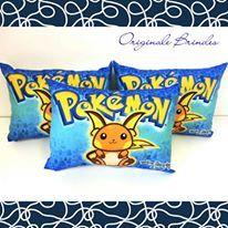 Almofadinha Pokemon