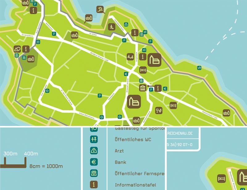 Insel Reichenau Karte.Insel Reichenau Pictograms Meet Michelle Brook Germany Map