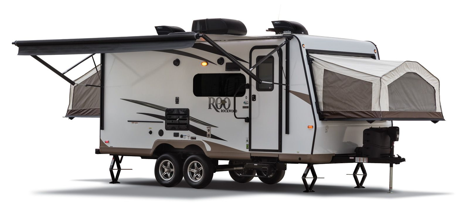 Rockwood Roo Travel Trailers By Forest River Rv Rockwood Roo