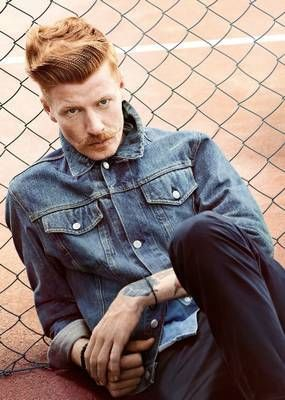 Current Men\'s Hairstyles hairstyle hair type, current hair trend ...