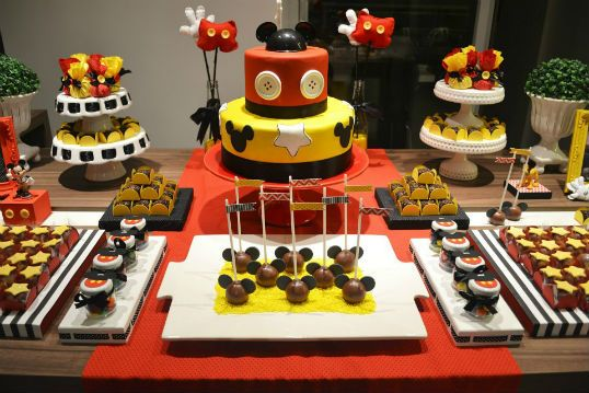 MICKEY MOUSE PARTY IDEAS INSPIRATIONS Mickey mouse Mickey