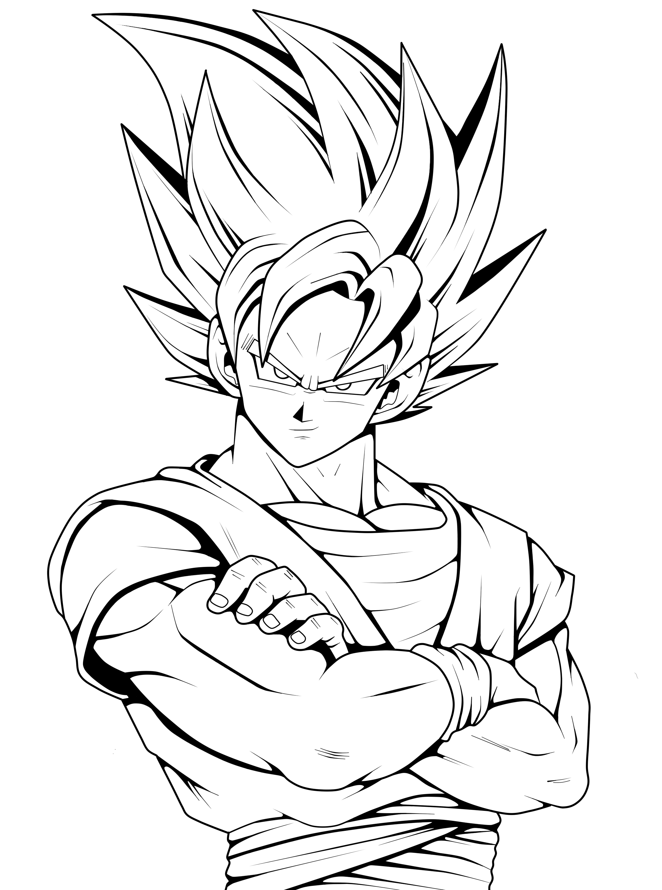 Sr Son Goku Dragon Ball Artwork Dragon Ball Art Dragon Ball Tattoo