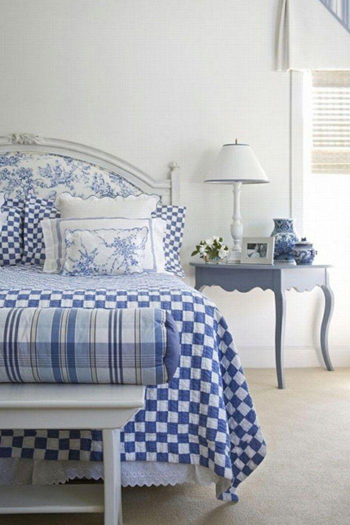 Schlafzimmer In Blau 50 Blaue Schlafbereiche Die Schlaf Und