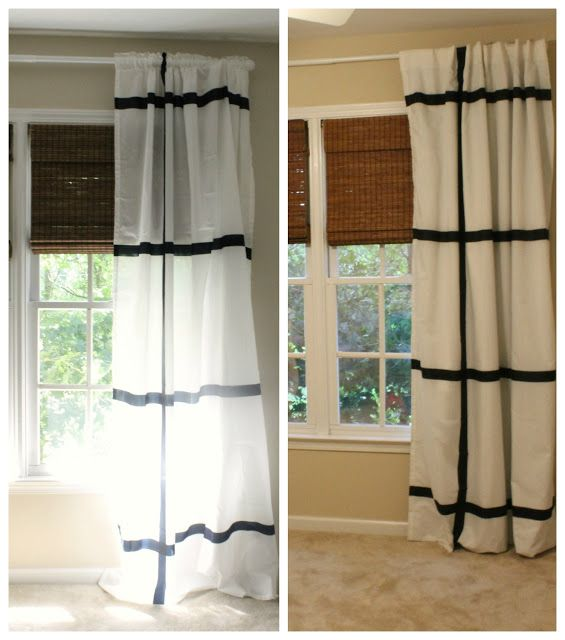 how under curtain think out to blackout diy bought this ill fleece curtains black try outs my pin store make
