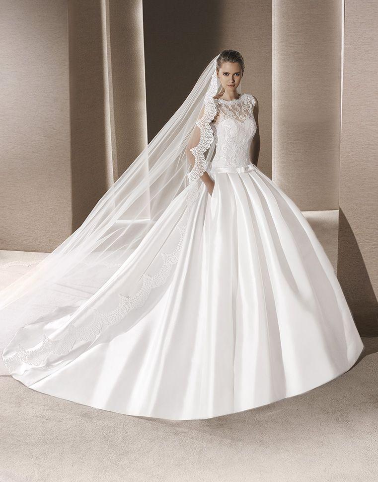ROSALIA | Wedding Dresses | Pinterest