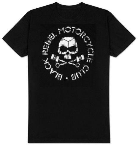 Black Rebel Motorcycle Club, large to alter to tank top