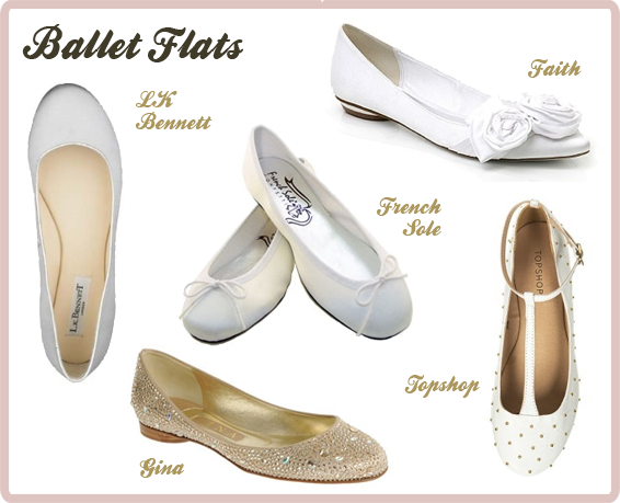 Flat Wedding Shoes Ballet Flat Flat Wedding Shoes And Perfect Wedding