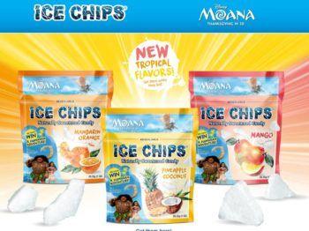 Ice Chips Hawaiian Family Adventure Sweepstakes
