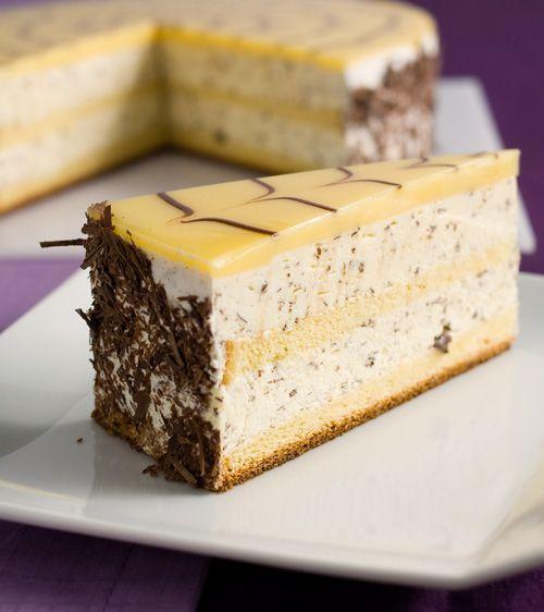 Beste Eierlikörtorte mit VERPOORTEN (Weltmeister der Konditoren Manfred Bacher) - Kuchenrezepte mit Eierlikör