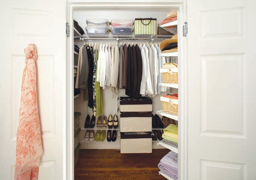 Inexpensive+Closet+Systems | Places, You Should Have A Working Closet. To  Keep Your Closet .