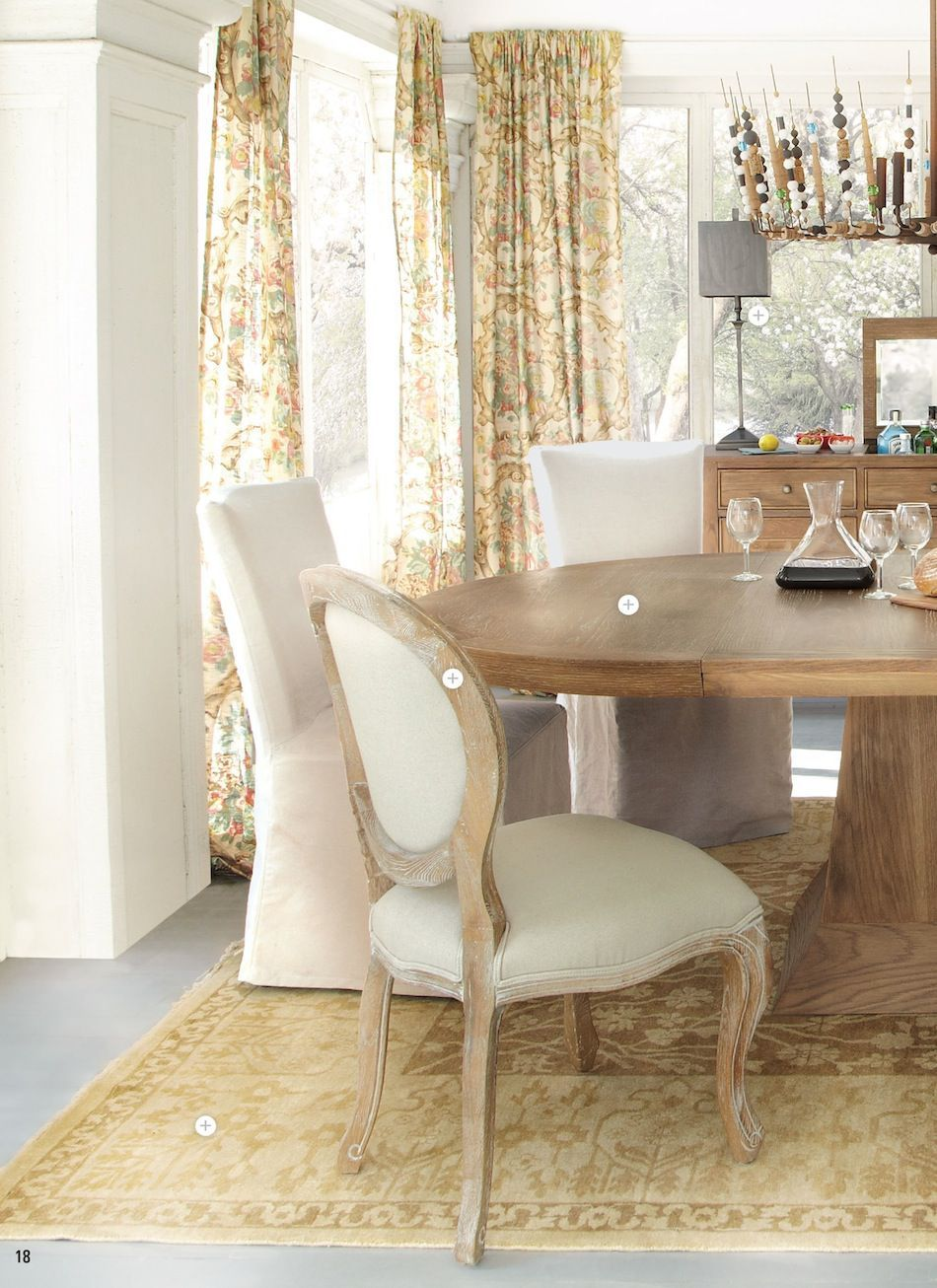 Arhaus Catalog Home Dining Room Chairs Chair Dining