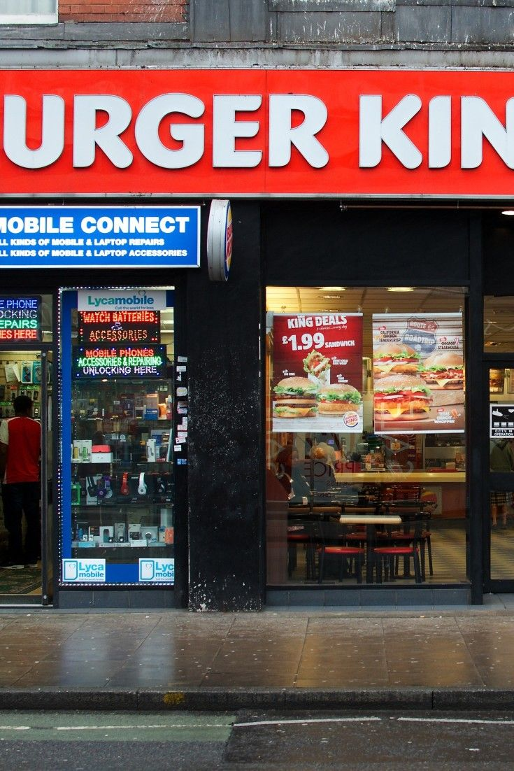 You Can Now Buy Alcohol At Burger King Substance Abuse Pinterest