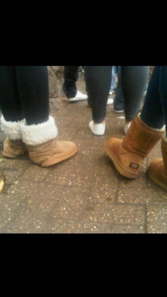 girls ugg type boots