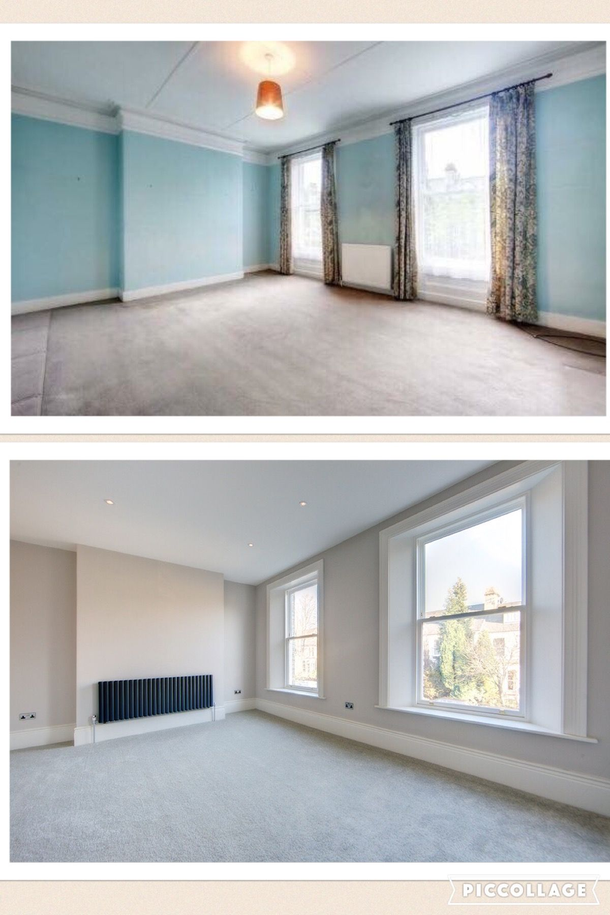 Lovely Victorian Terrace Renovation First Floor Master Bedroom With Internal  Insulation Of Front Wall With New Double Glazed Timber Frame Sash Windows  And ...