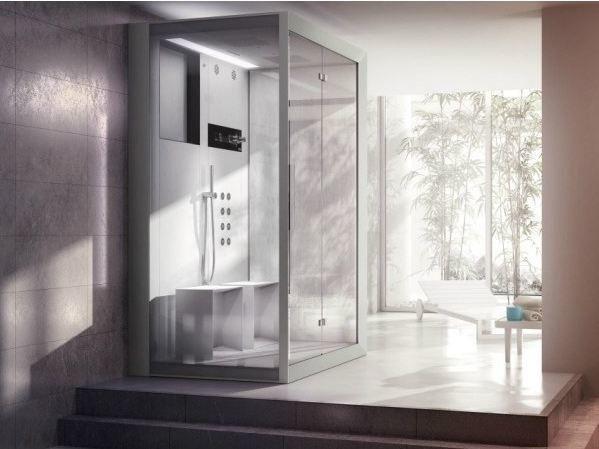 Box doccia multifunzione con idromassaggio Box doccia