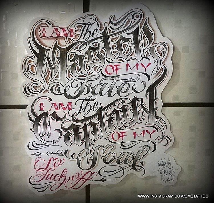 Wicked Tattoo Font Generator