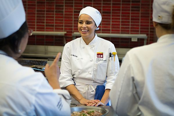 MTV's Jessica McCain Follows Her Passion to Culinary School | The Institute of Culinary Education