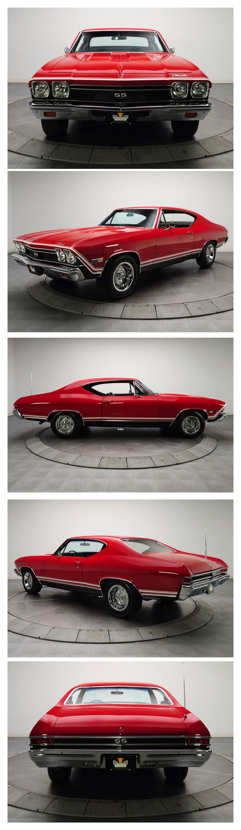 1968 Chevy Chevelle SS…Re-pin Brought to you by agents at #HouseofInsurance in…