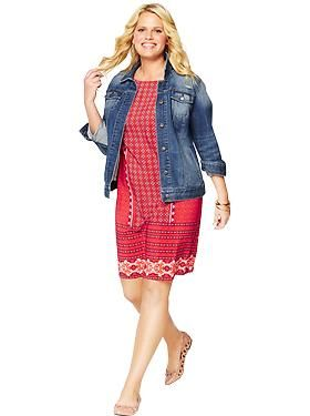 Women\'s Plus Size Clothes: Featured Outfits Outfits We Love ...