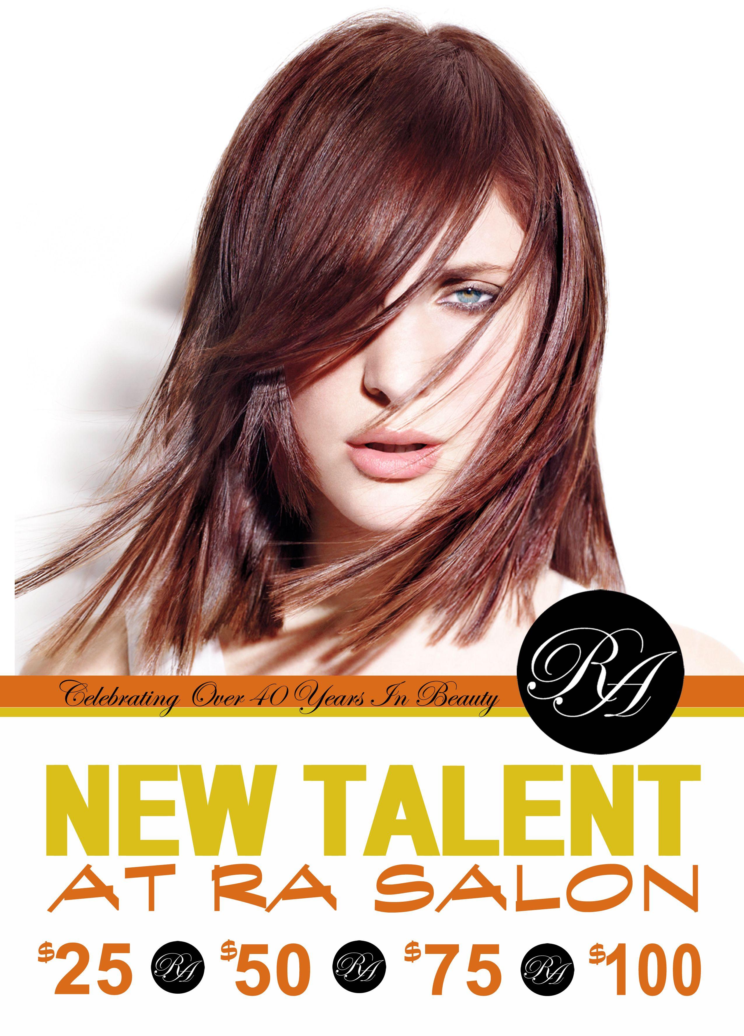 Robert Andrew New Talent Book Today Hair Pinterest
