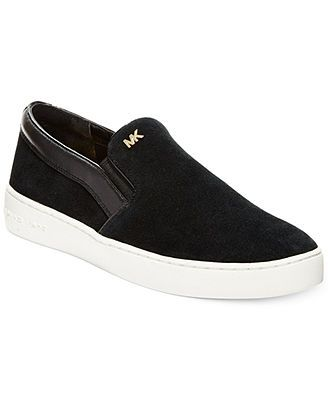 cfb5ce058cd MICHAEL Michael Kors Keaton Slip On Sneakers