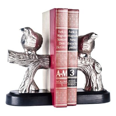 JOLIE AVIARY BOOKEND on Kwerkee