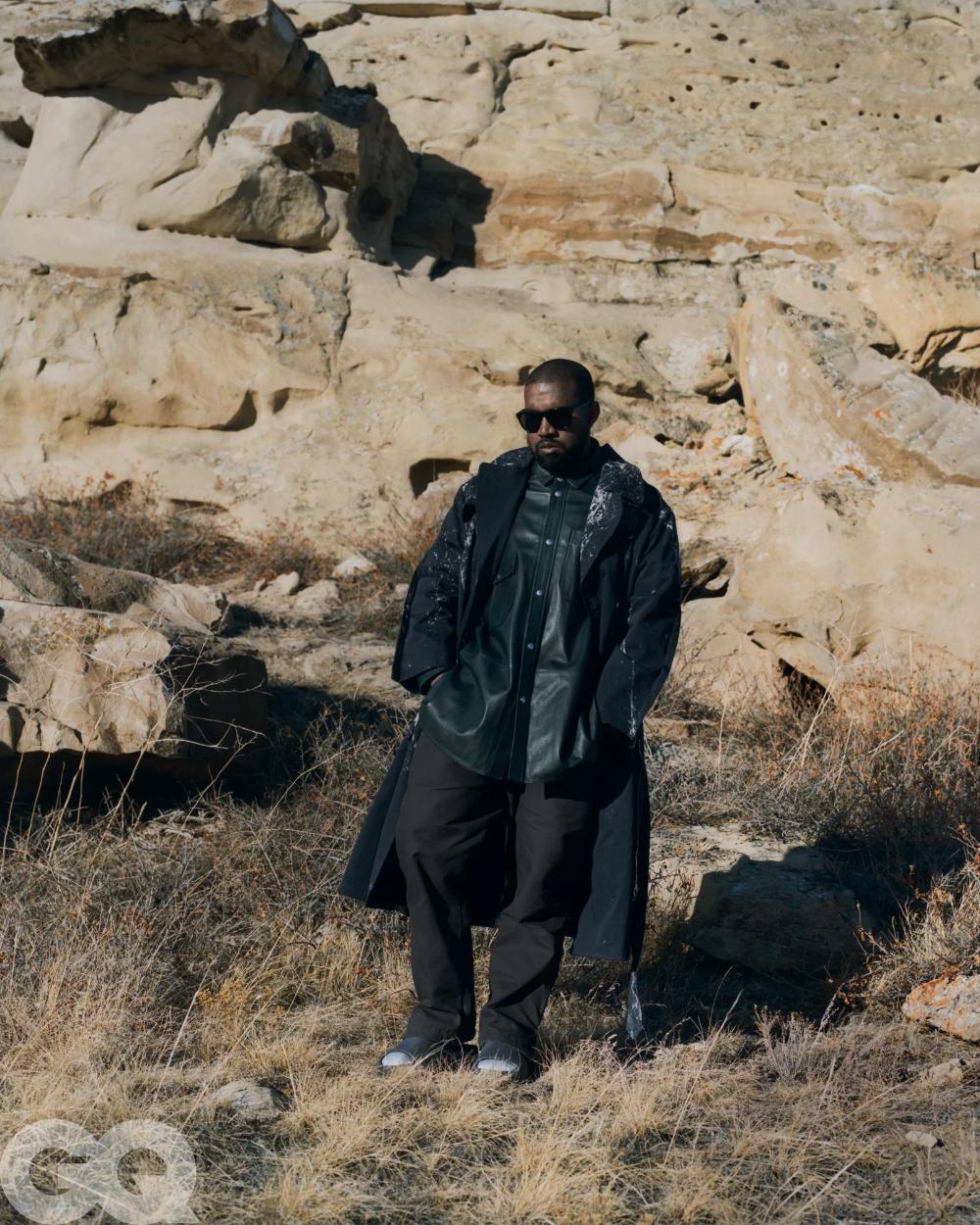 Inside Kanye West S Vision For The Future In 2020 Kanye West Gq Usa Kanye