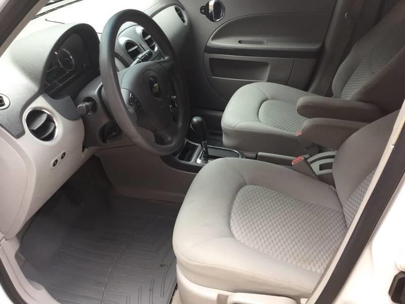 2008 Chevrolet Hhr Ls Sedan Delivery Wagon Flower Car Car Seats Sedan